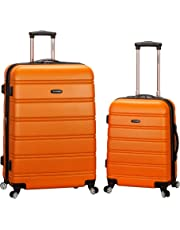Rockland Luggage 20 Inch and 28 Inch 2 Piece Expandable Spinner Set
