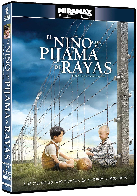 Amazon.com: El Niño Con El Pijama De Rayas (The Boy in the Stripped Pajamas): Asa Butterfield, Rupert Friend, David Thewlis, Mark Herman: Movies & TV