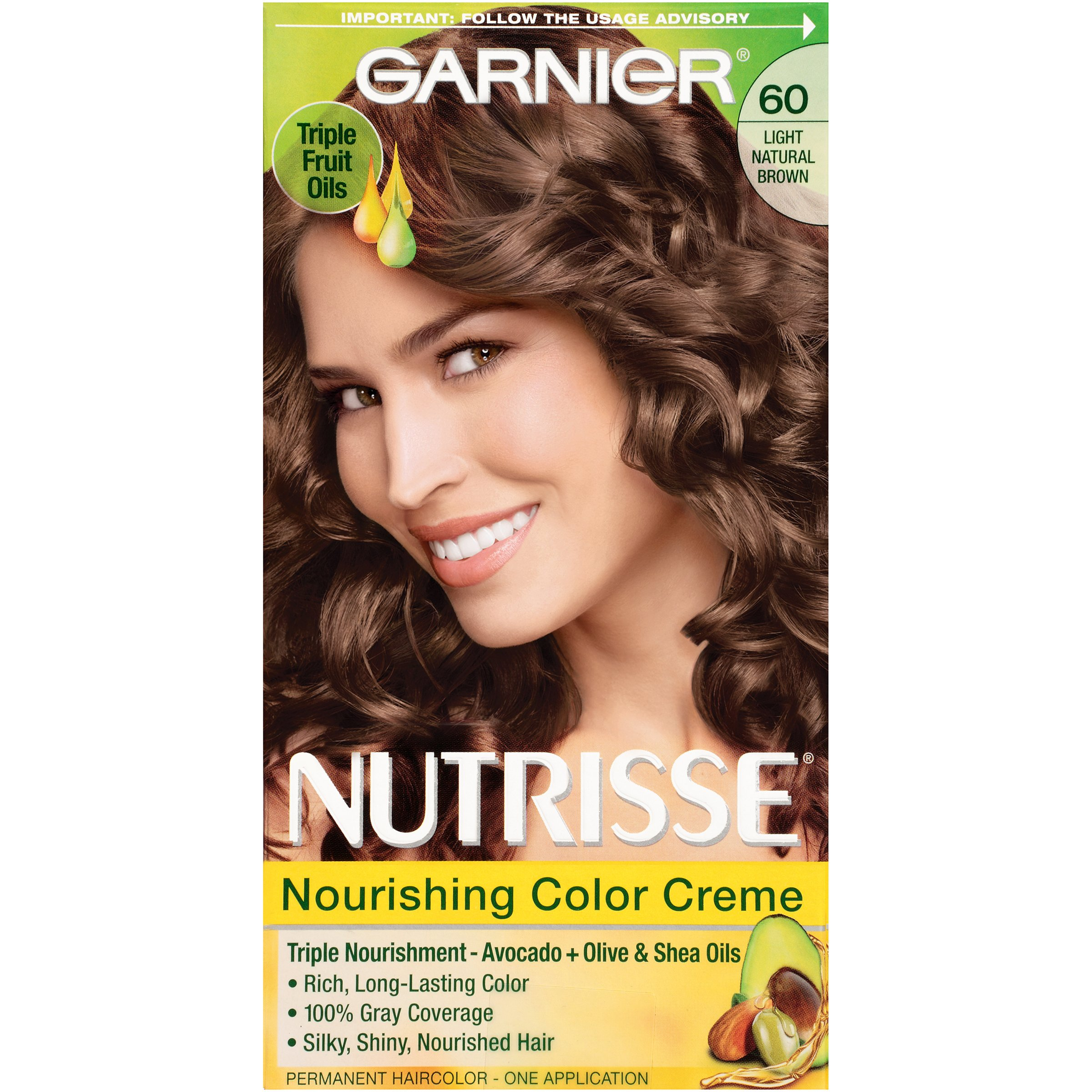 Amazon Com Garnier Nutrisse Nourishing Hair Color Creme