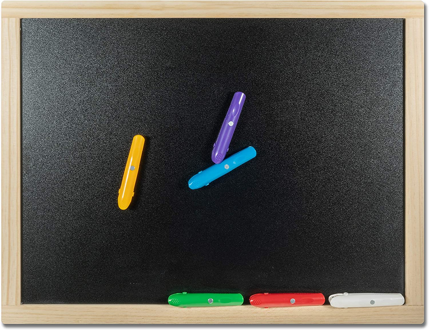 Includes Fun Magnetic Chalk Holder w//Kid-Friendly Grip WEIMY 12-Count White Dustless Chalks Non-Toxic Easy to Clean Truly Dust Free Chalk for Art Decorating Whiteboard Blackboard