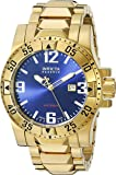 """Invicta Men's 6248 """"Reserve Collection Excursion Edition"""" 18k Gold-Plated Watch"""
