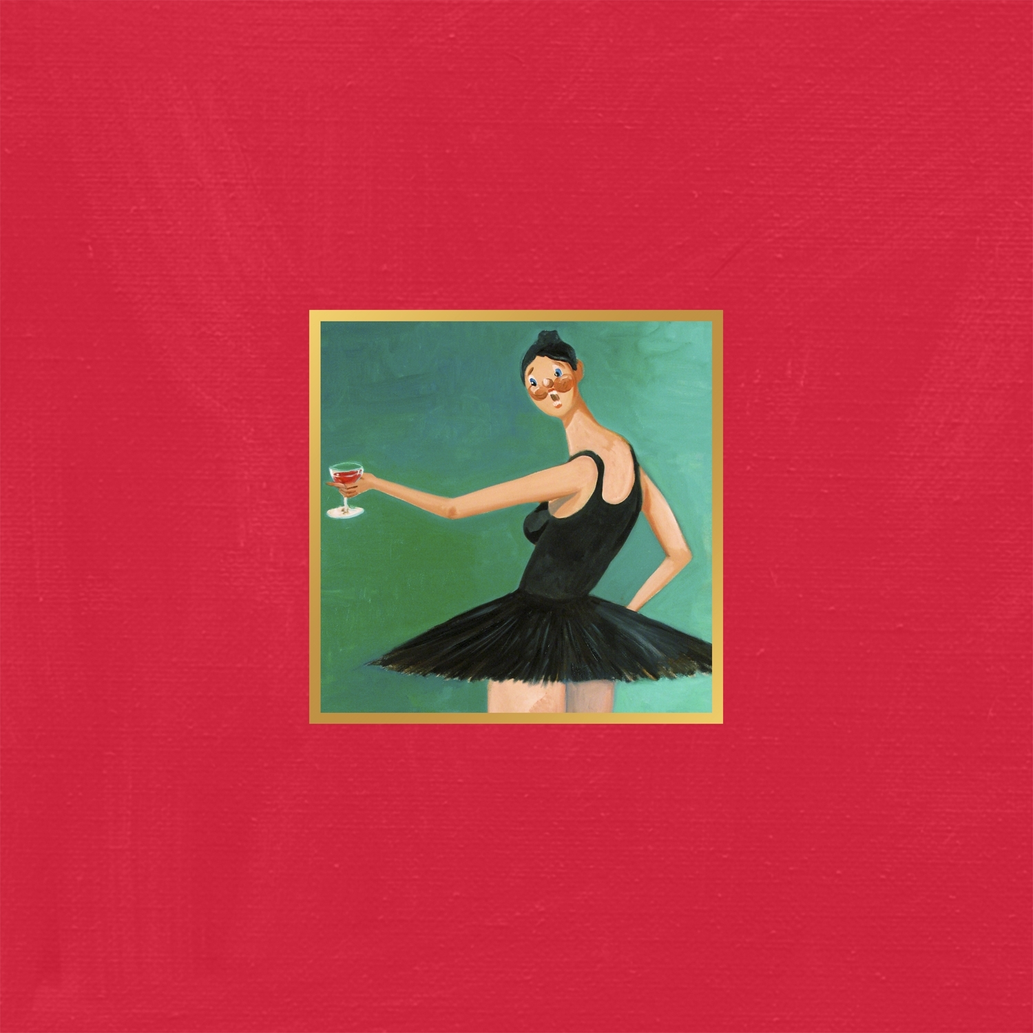 CD : Kanye West - My Beautiful Dark Twisted Fantasy (Clean Version)