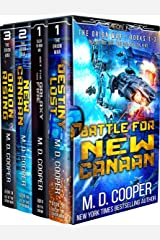 Battle for New Canaan - The Orion War Books 1-3 (The Orion War Collection Book 1) Kindle Edition