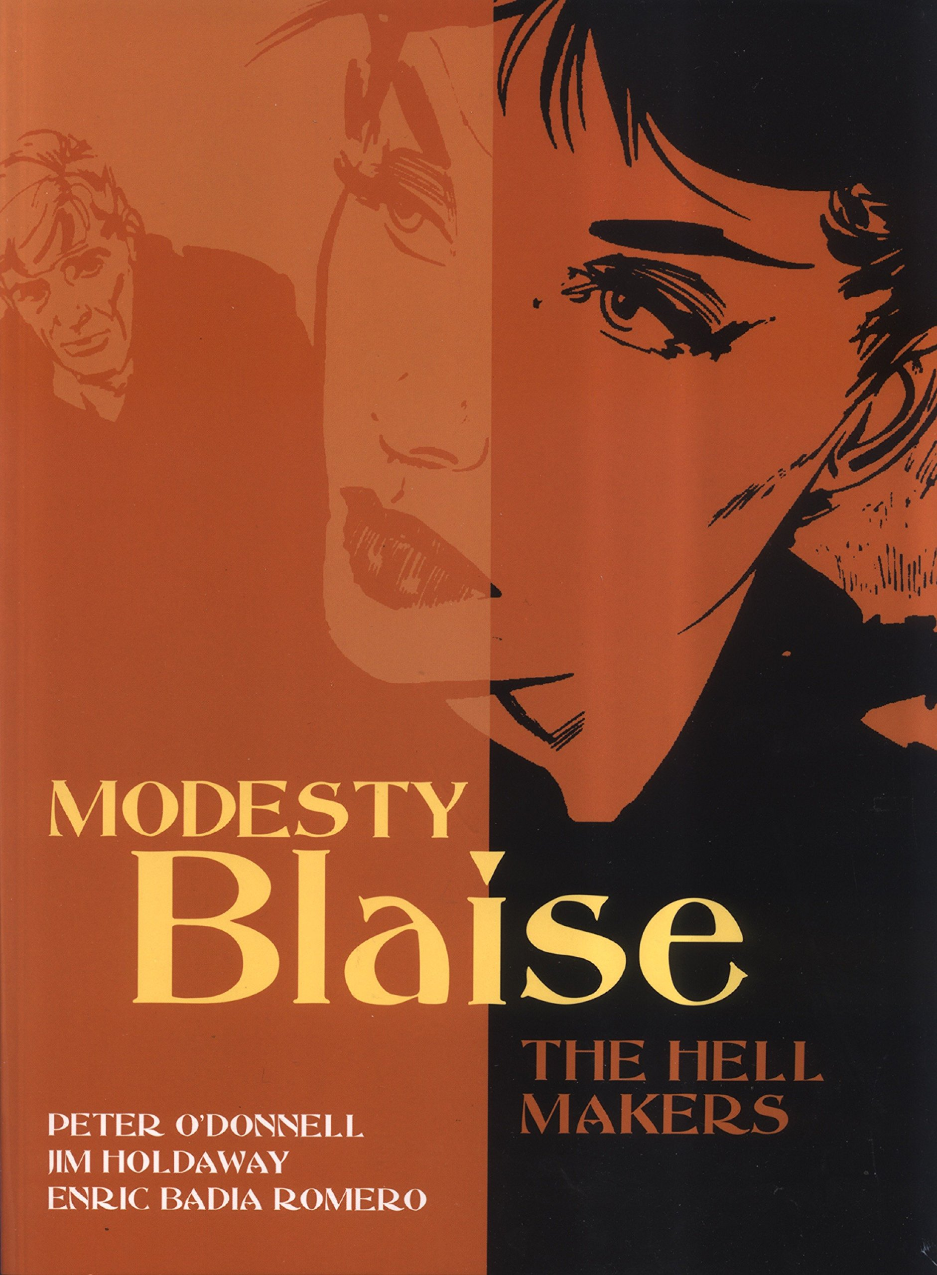 Modesty Blaise: The Hell Makers ebook