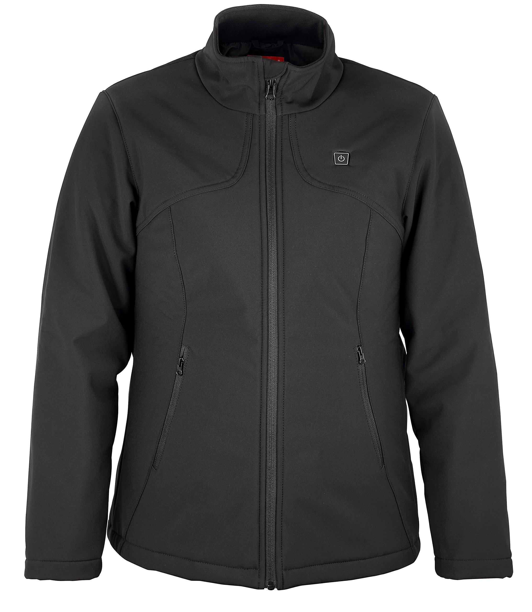 PROsmart Women's Slim Fit Cordless 12Volt Heated Jacket Kit (M)