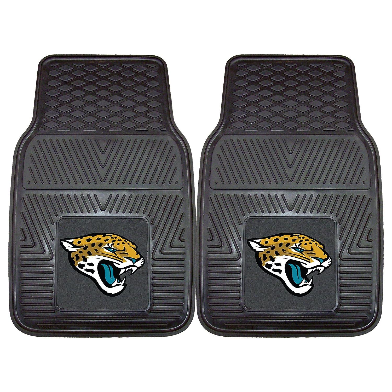bc421c8a FANMATS NFL Jacksonville Jaguars Vinyl Heavy Duty Car Mat