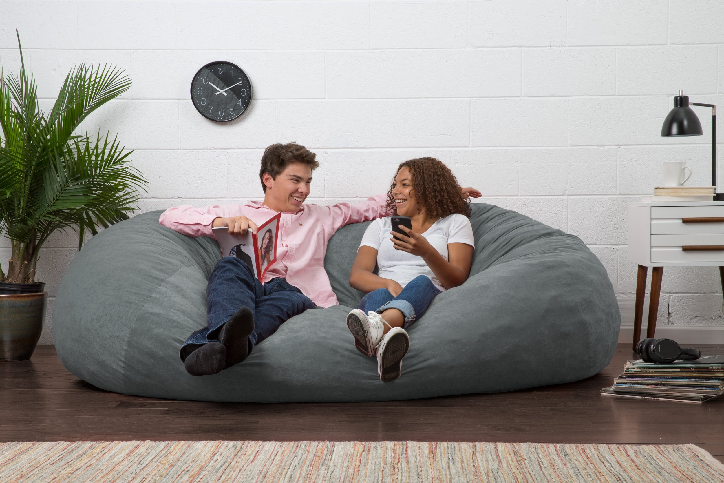 Fabulous 17 Best Bean Bag Chairs Of 2019 To Consider For Your Living Ibusinesslaw Wood Chair Design Ideas Ibusinesslaworg