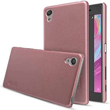 reputable site 214d5 f94a2 Super Frosted Tough Back Covers Sony Xperia X Case, Nillkin® Slim Fits Hard  PC Matte Back Cover Thin as Skin Anti Slip Fingerprint Resistant ...