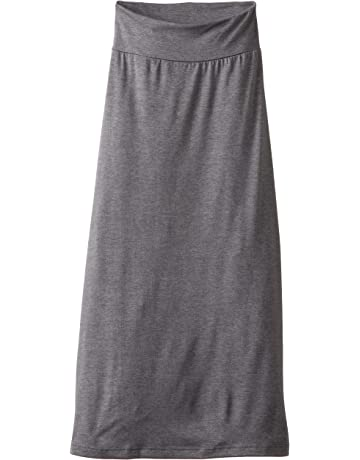 e74374fb5e Amy Byer Girl's 7-16 Solid Maxi Skirt