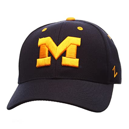 Zephyr NCAA Mens Competitor Adjustable Hat