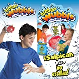 Desconocido Wubble Bubble - Pelota Transparente con Hinchador ...