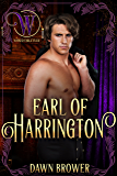 Earl of Harrington: Wicked Regency Romance (Wicked Earls' Club)