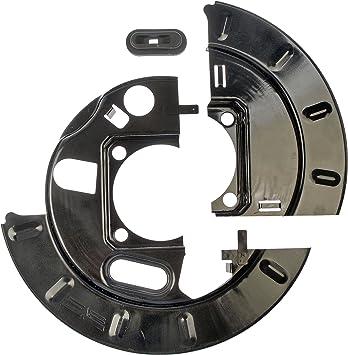 Brake Dust Shield Rear Dorman 924-208