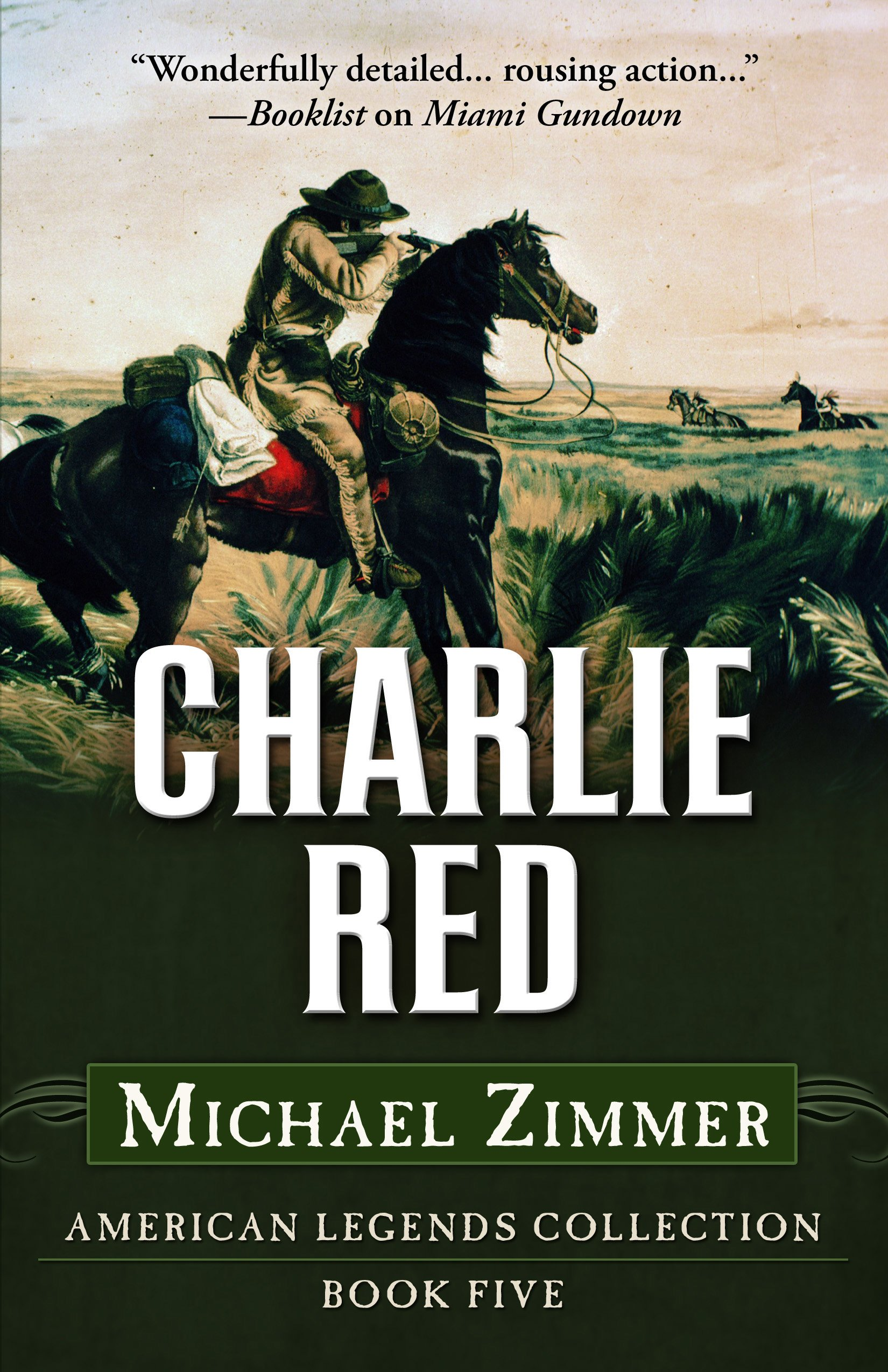 Charlie Red (American Legends Collection) pdf epub