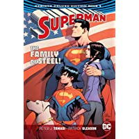 Superman The Rebirth Deluxe Edition Book 4