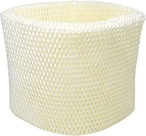 HQRP Wick Filter Compatible with Holmes HWF65 / HWF65P / HWF65CS (Type C) Replacement fits HM1800 HM2060 HM2090 HM3000 Series Humidifiers Plus Coaster