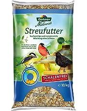 Dehner Natura Wildvogelfutter, schalenfreies Streufutter, 3,6 kg