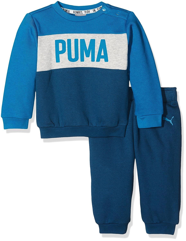 Puma Children's Minicats Crew Jogger Suit 592598