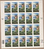 California Statehood 34 Cent Pane of 20 Stamps Scott 3438 By USPS
