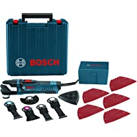 Bosch GOP40-30C 32-Piece StarlockPlus Oscillating Multi-Tool Kit