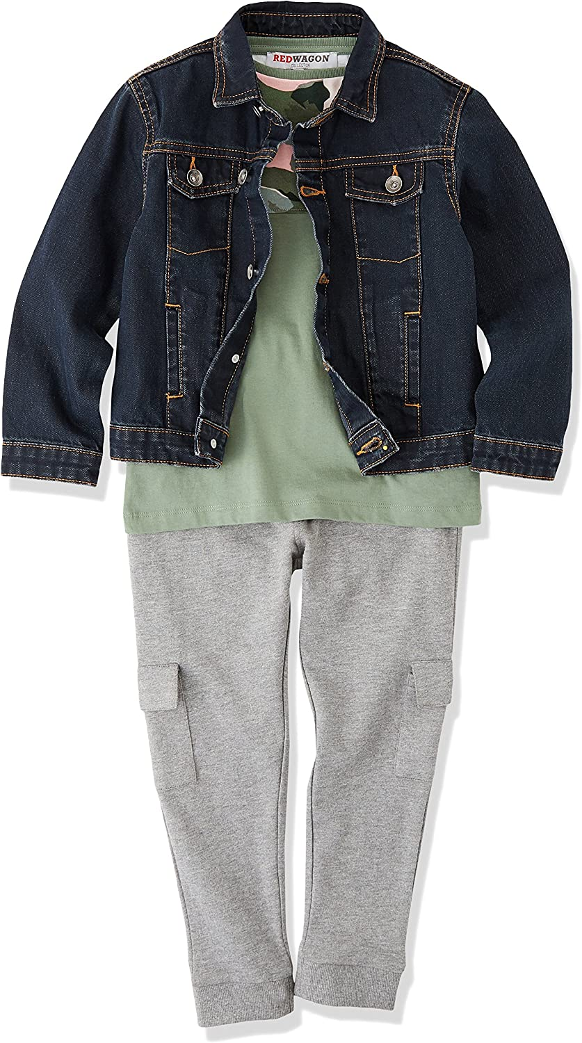 Marke RED WAGON Jungen Jeansjacke Basic