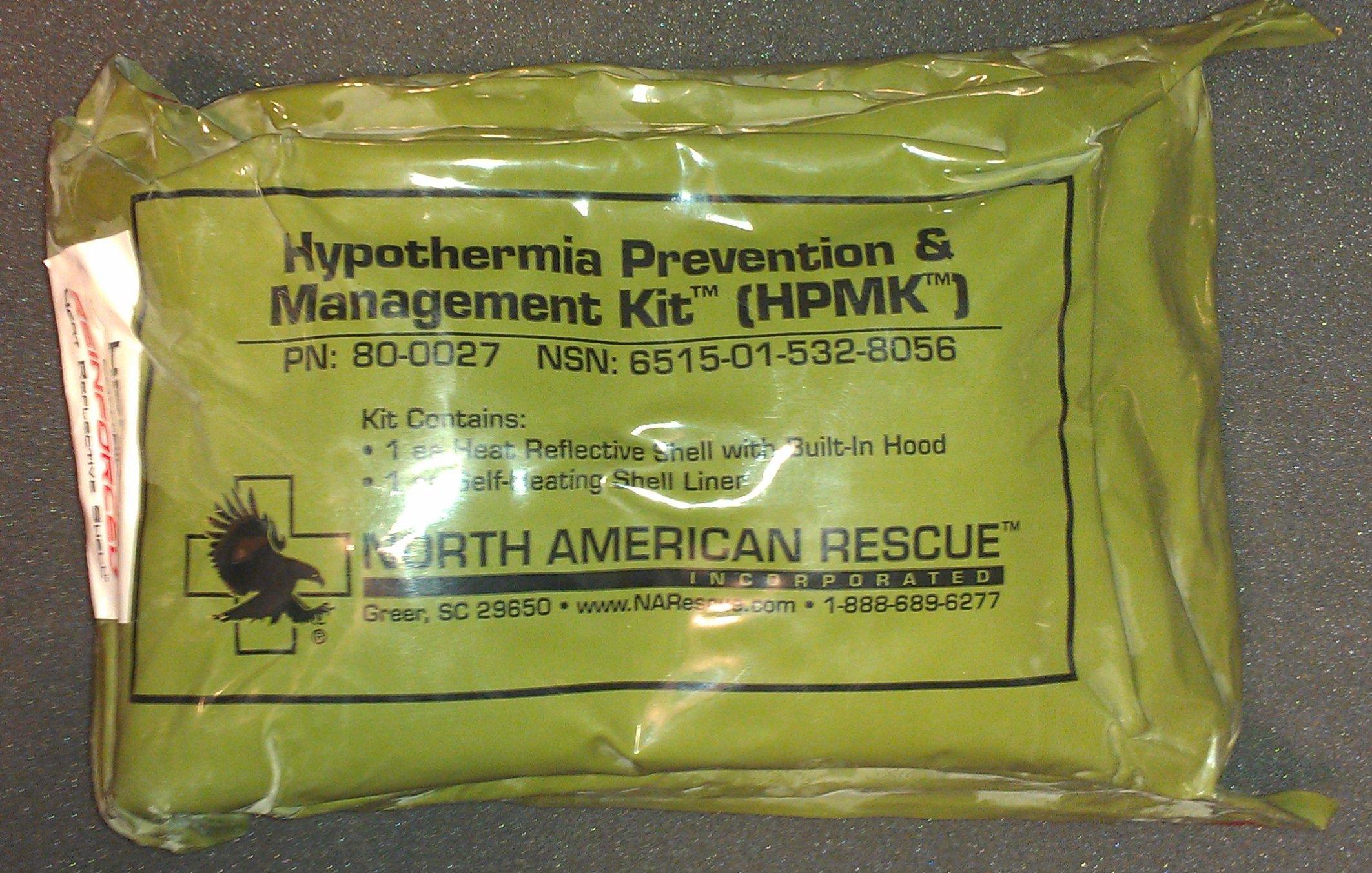 Hypothermia Prevention & Mangament Kit (HPMK)