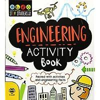 Engineering Activity Book (STEM series) (STEM Starters for Kids)