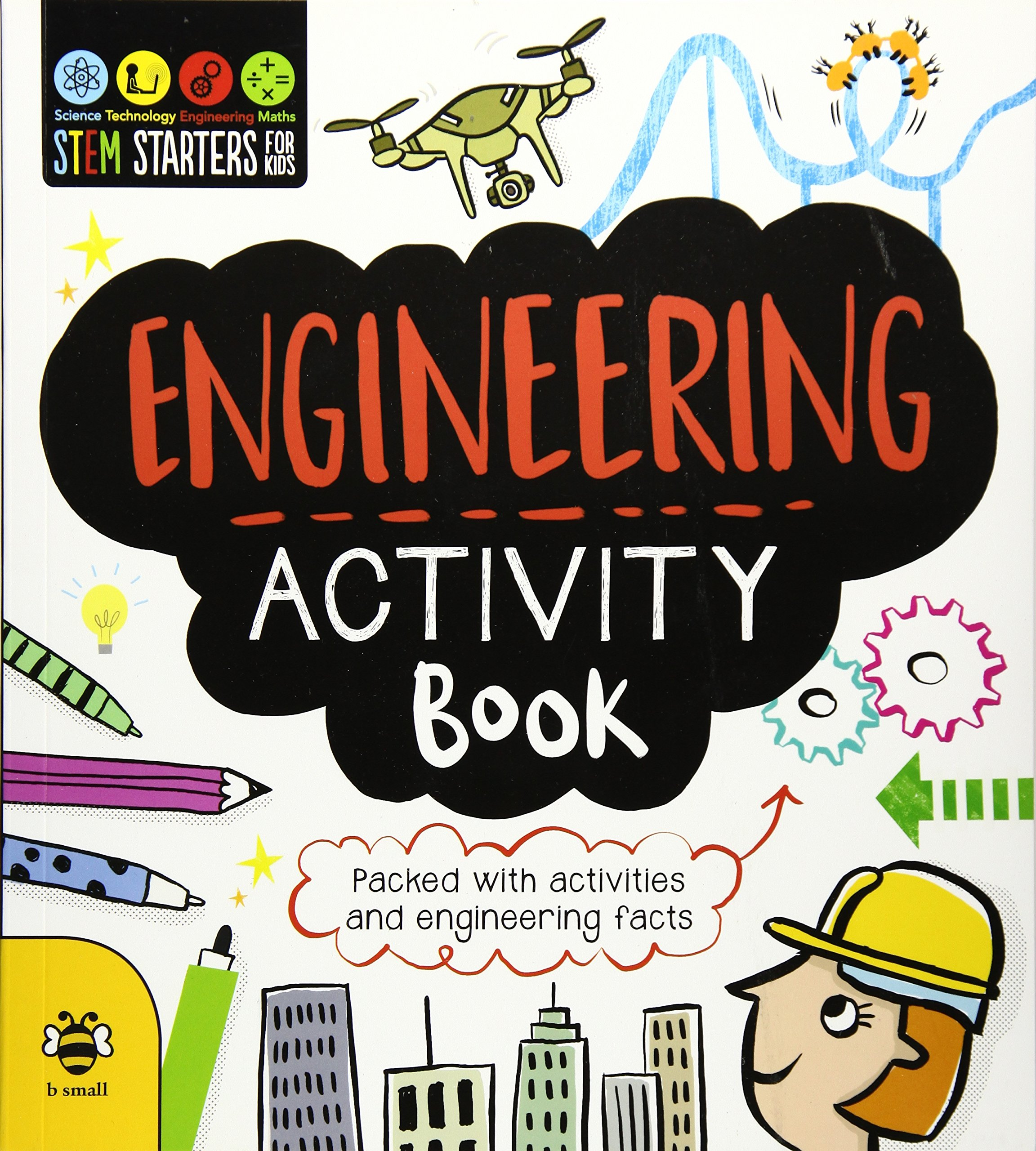 science activity book stem series stem starters for kids
