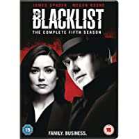 The Blacklist - Season 5 [DVD] [2018]
