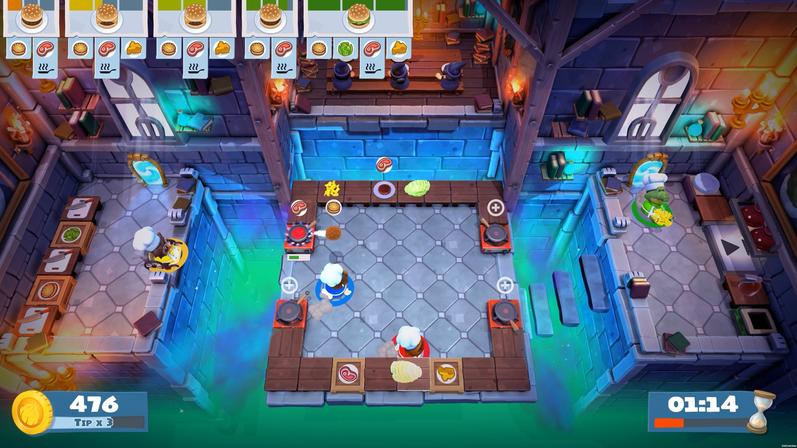 Overcooked! 2 - Nintendo Switch by Sold Out (Image #7)