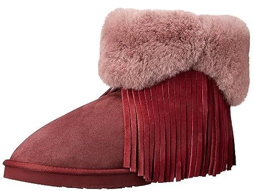 fb8a3e39b6b Koolaburra Women's Haley Ankle II Snow Boot