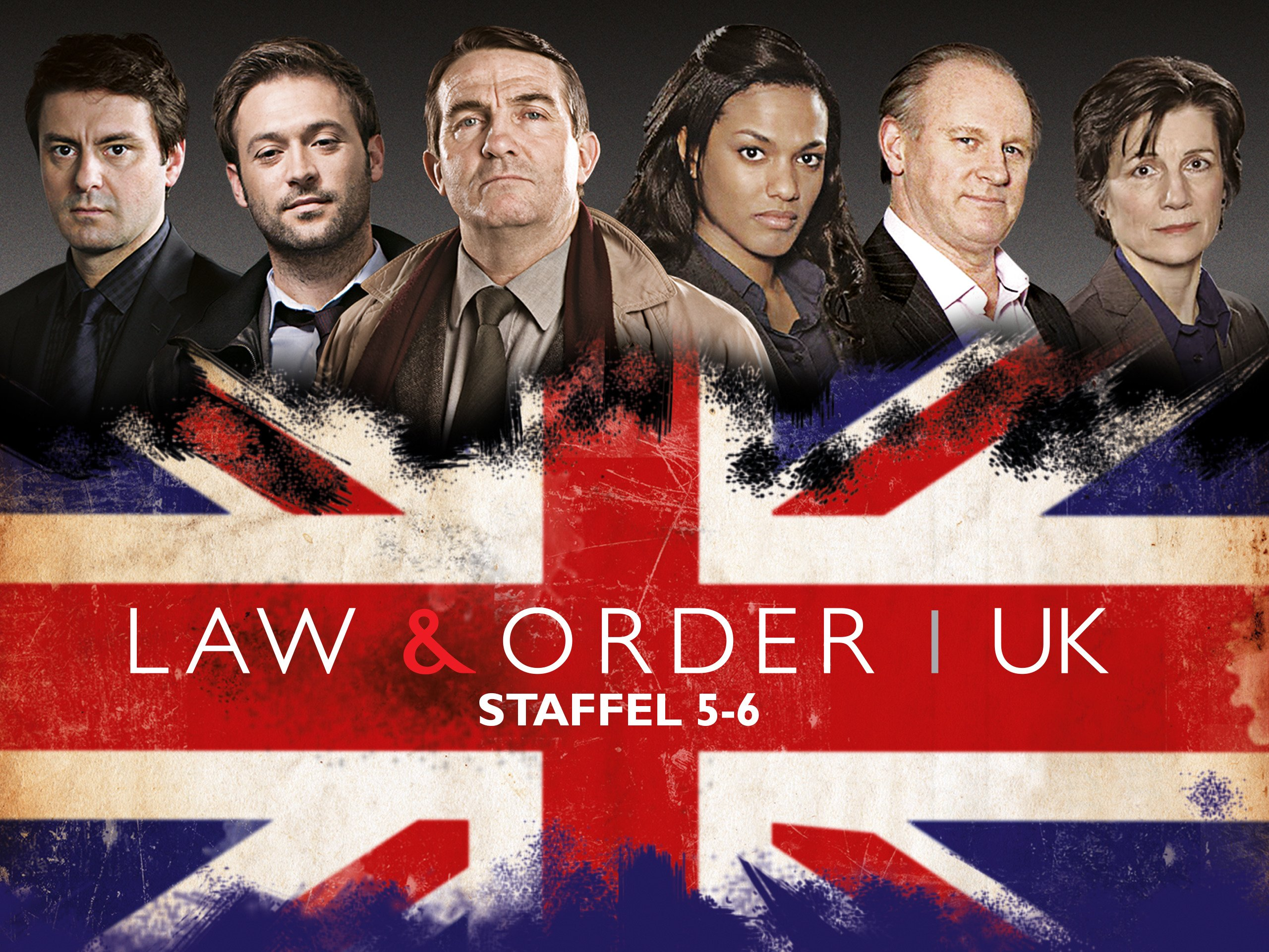 Law Order Uk Staffel 5 Bradley Walsh Jamie Bamber