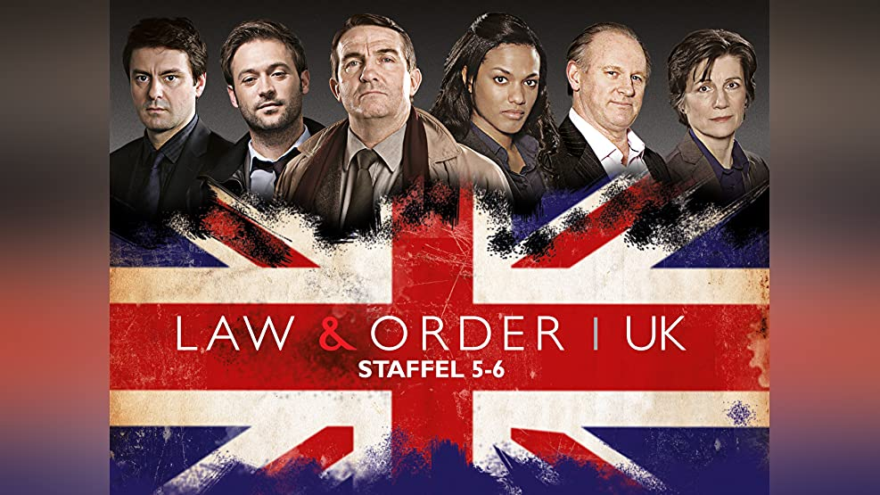 Law & Order: UK - Staffel 6