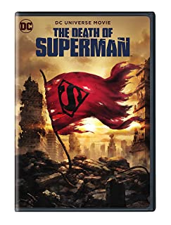 Book Cover: DCU: The Death of Superman