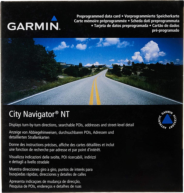 MAP MICRO SD CARD CITY NAVIGATOR Electronic Computer