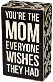 Primitives By Kathy Box Sign - The Mom