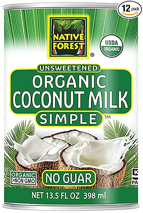 Native Forest Simple Organic Unsweetened Coconut Milk