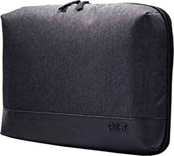 Cocoon GRID-IT UBER - Bag and Organizer for Macbook   Bag with Elastic Strings   Business Case   Integrated Belt - Charcoal