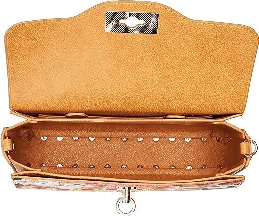 DESIGUAL Bolsa LITTLE AMORGOS Mujer Multicolores - 18SAXF21-8023-U: Amazon.es: Zapatos y complementos