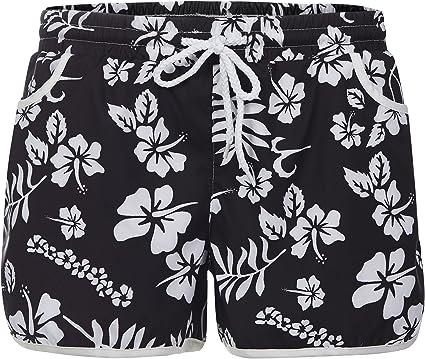Amazon Com Pantalones Cortos De Playa De Cintura Sexy Para Mujer Con Cordon Clothing