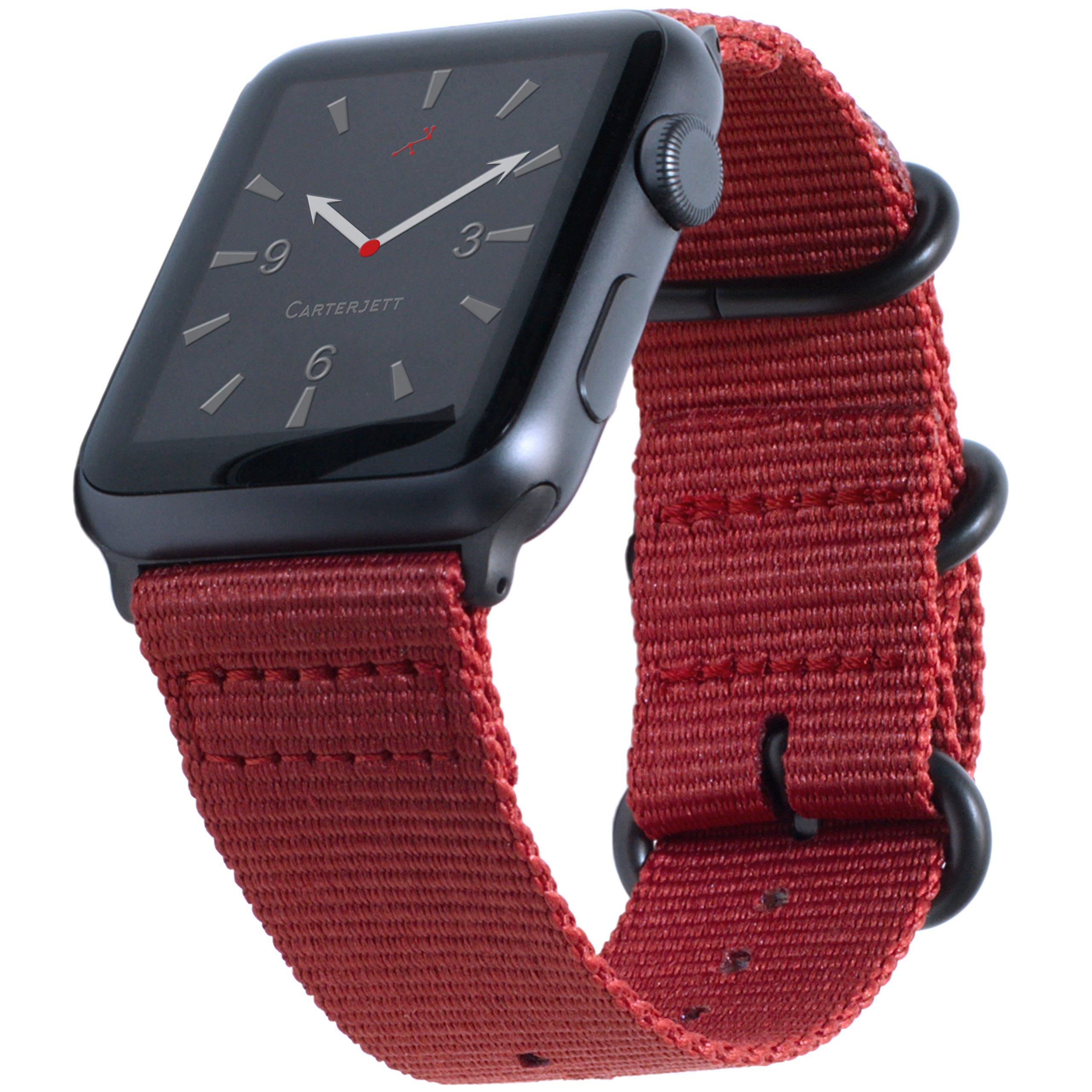 Malla Nylon para Apple Watch (42/44mm) CARTERJETT [746ZM98W]