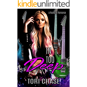 In Too Deep: A Rockstar Reverse Harem Romance (Rock Hard Love Book 2)