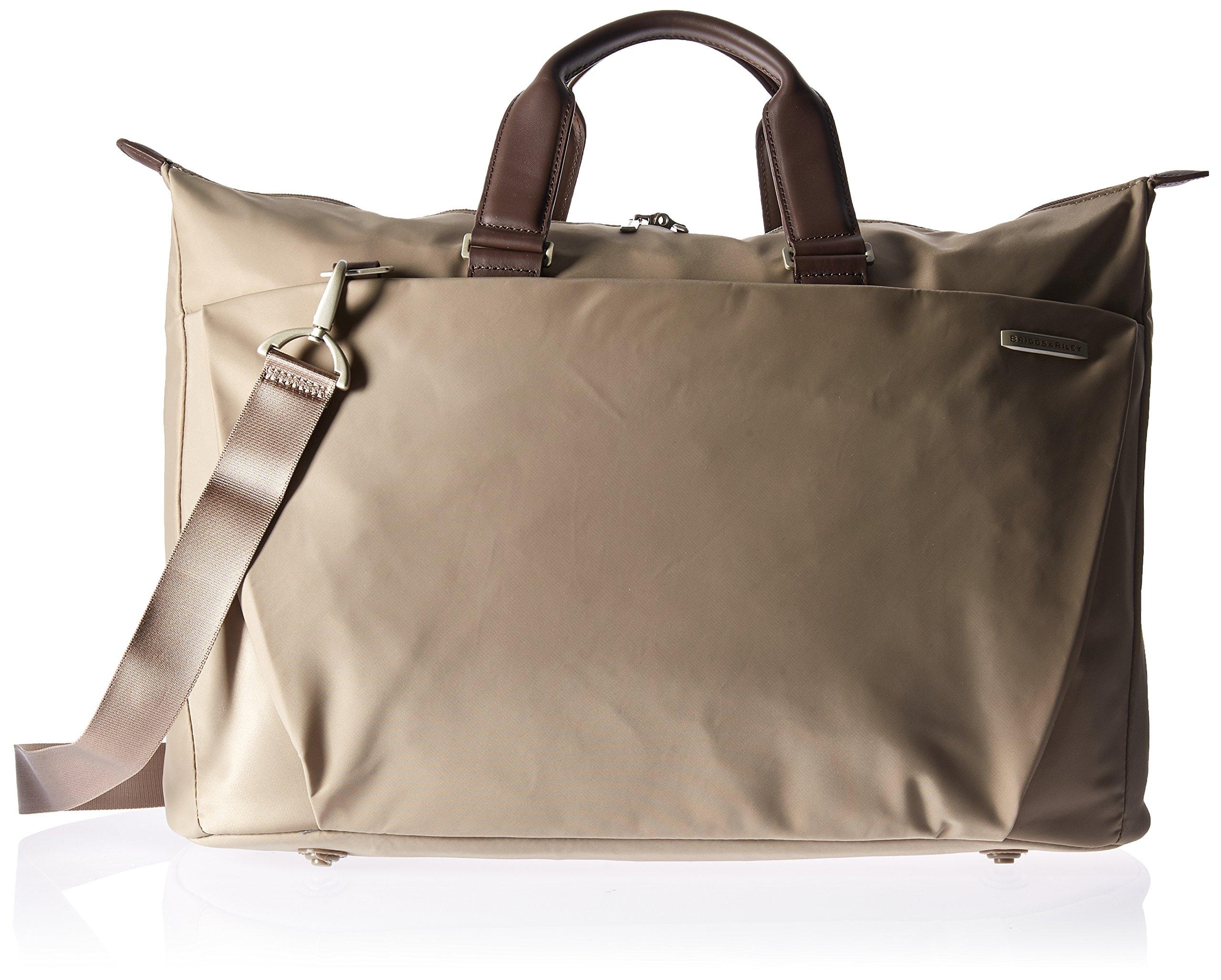 Briggs & Riley Sympatico Weekender Duffel Bag, Caramel, One Size by Briggs & Riley