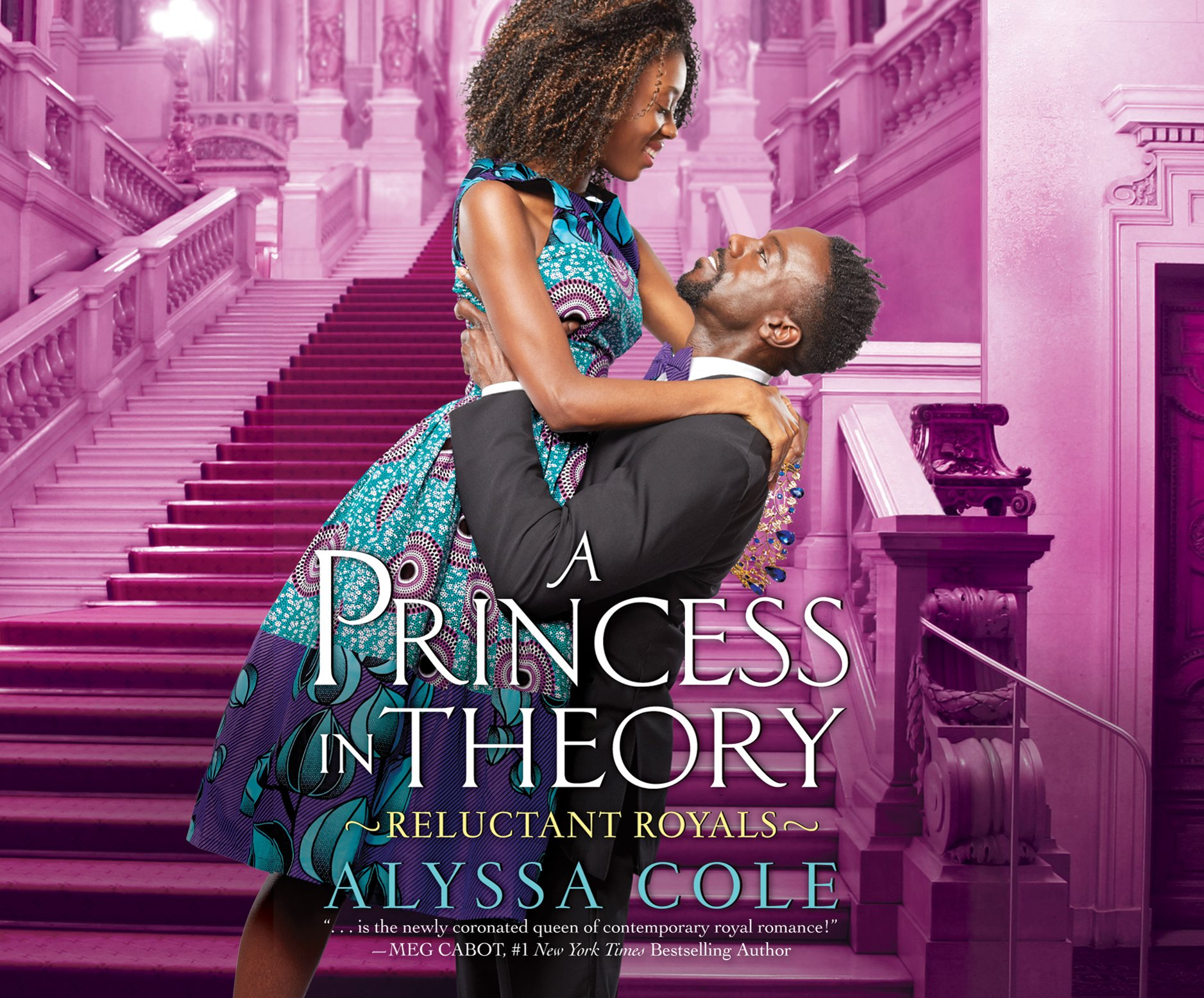 A Princess in Theory (Reluctant Royals)
