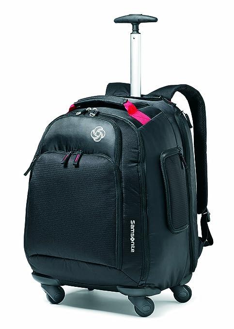 184673ef3da5e Samsonite Luggage Mvs Spinner Backpack  Amazon.ca  Luggage   Bags