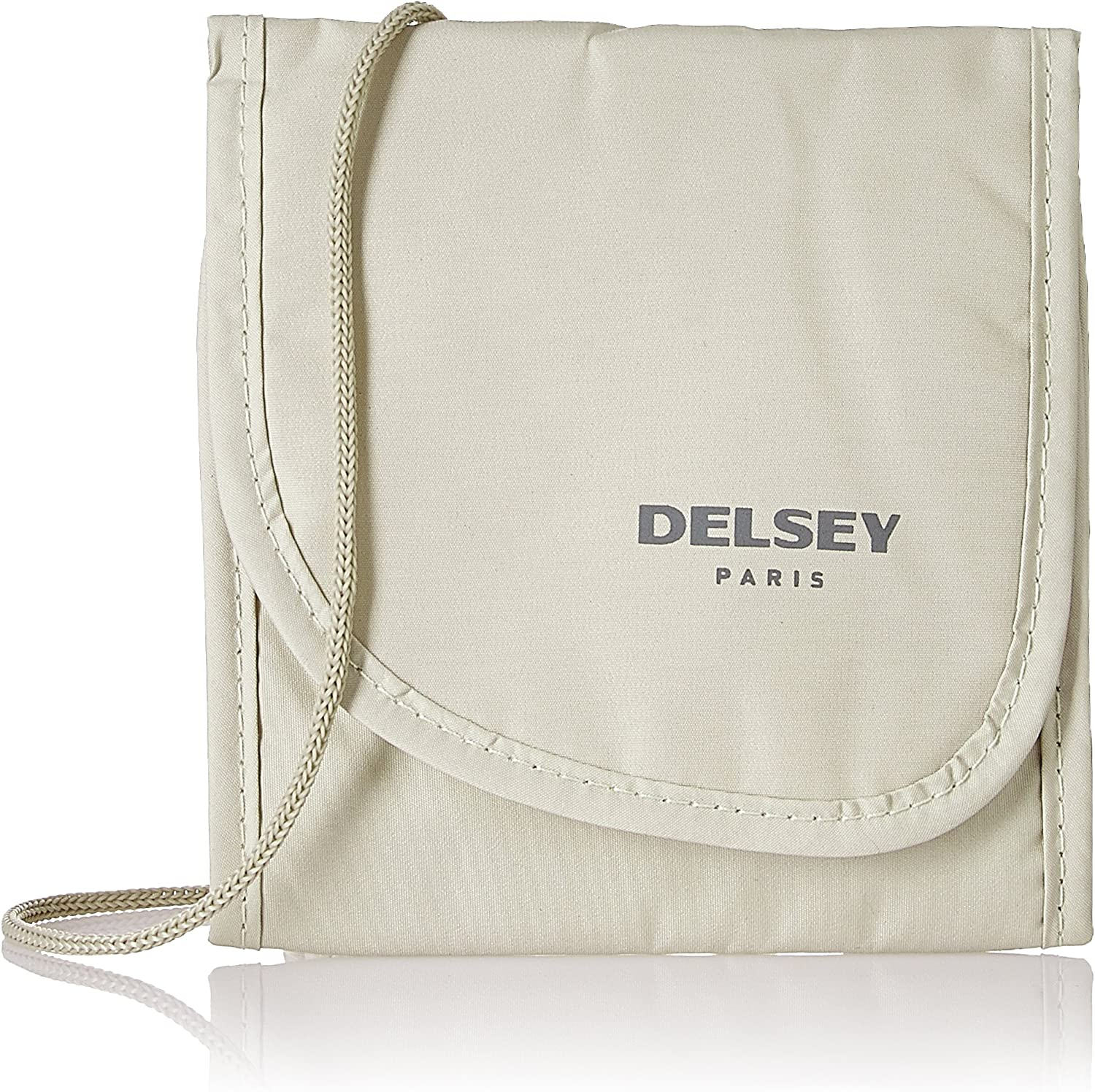 Delsey Always There Portadocumentos de Cuello, 14 cm