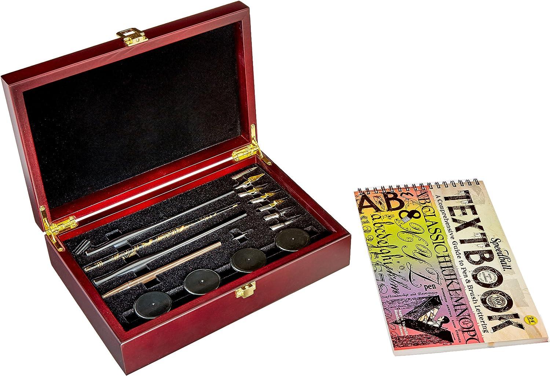 Vintage Speedball Triple Reservoir Pen Tips Nibs A 4,Box of 12