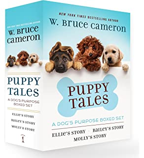 Baileys story a dogs purpose puppy tale a dogs purpose puppy puppy tales a dogs purpose boxed set ellies story baileys story and fandeluxe Image collections