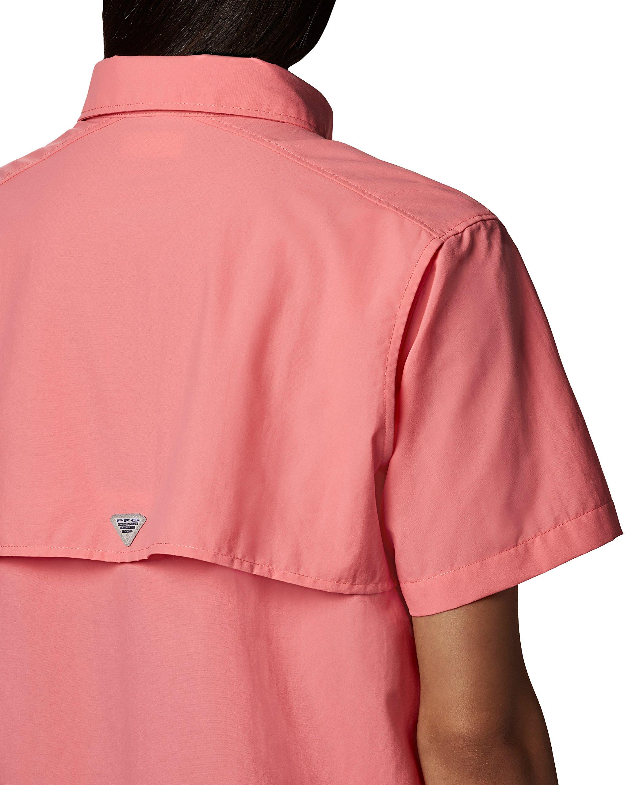 Columbia Women's Bahama Short Sleeve, Lollipop, X-Large by Columbia (Image #5)