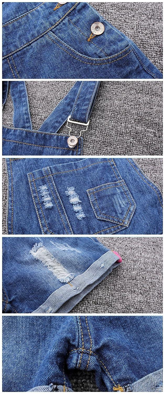 Amazon.com: Big Girls Kid BF - Pantalones cortos para niña ...